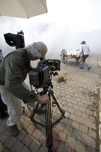Dolley Madison Shoot - DP Tom Hurwitz | by pbsamex