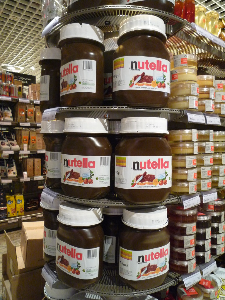 5 kg 5 kg nutella glasses imported from sold in b flickr