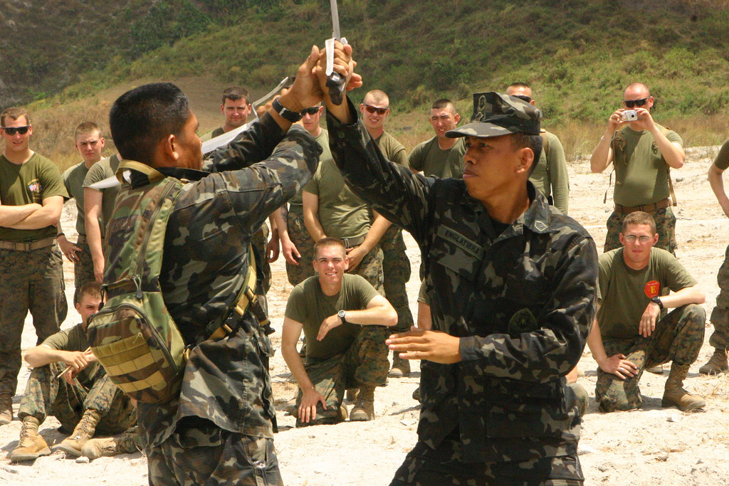 Republic of the Philippines Marine Corps Martial Arts Prog… | Flickr
