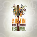 Austin Wine and Music Festival Logo Concept