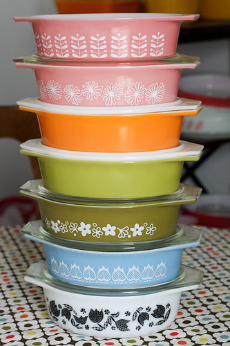 043 Oval Casseroles | by Jeni Baker | In Color Order