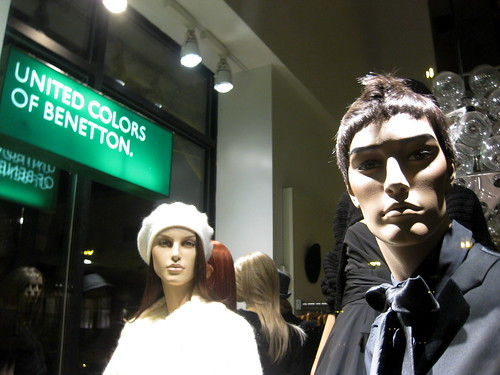 United Mannequins of Benetton | by Dan Rybicky