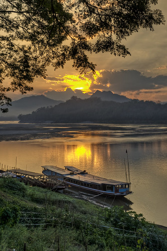 Luang Prabang Sunset | by JRaptor