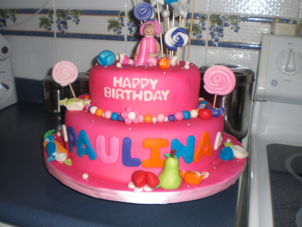 lazy town cake lazy town cake gsweetdesigns flickr 5437