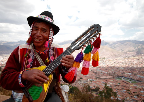 Peru Is Famous For Arts And Crafts