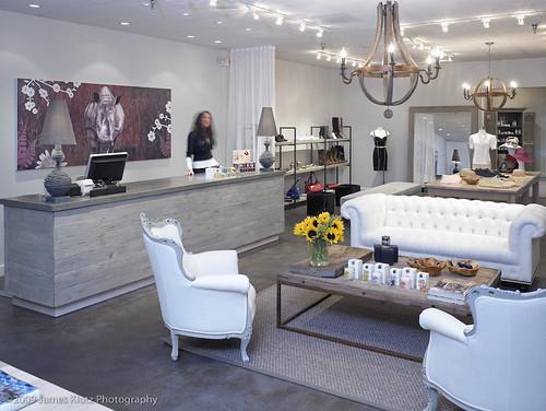 Rhinoceros boutique habachy designs interior design for Boutique interior design ideas
