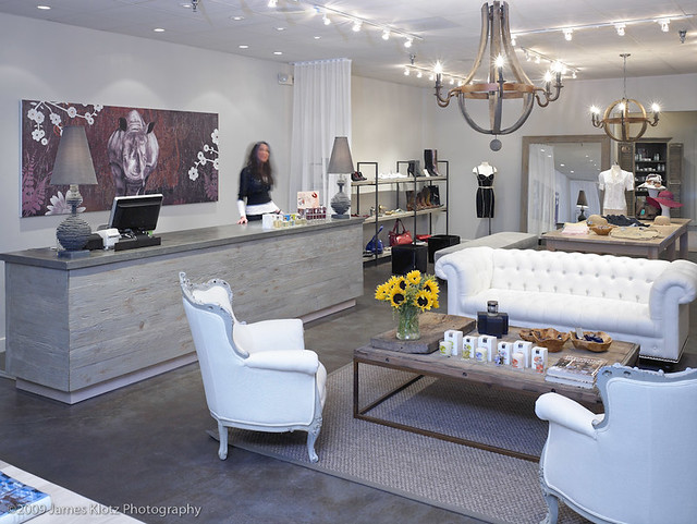 Rhinoceros Boutique Habachy Designs Interior Design