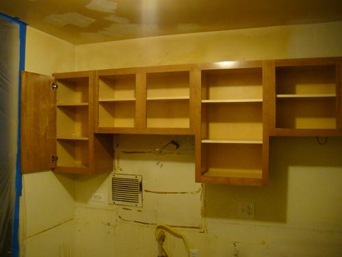 New Kitchen Cabinets Decor
