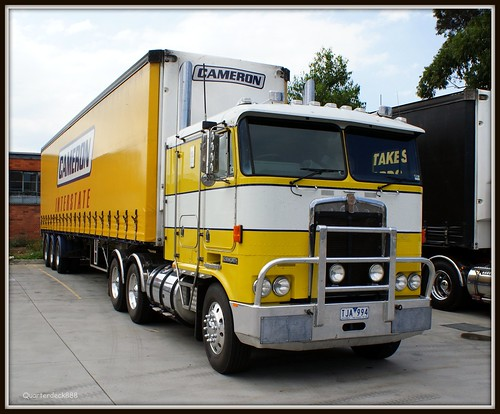 Kenworth E cab | by quarterdeck888