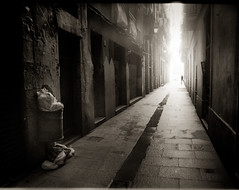 Light in the lonely street | by Andreas Ulvo