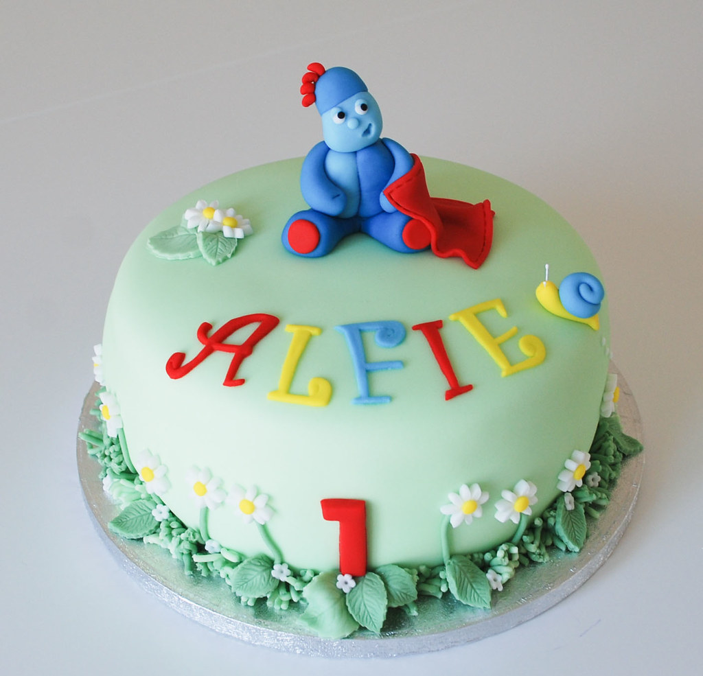 Images Of In The Night Garden Cakes