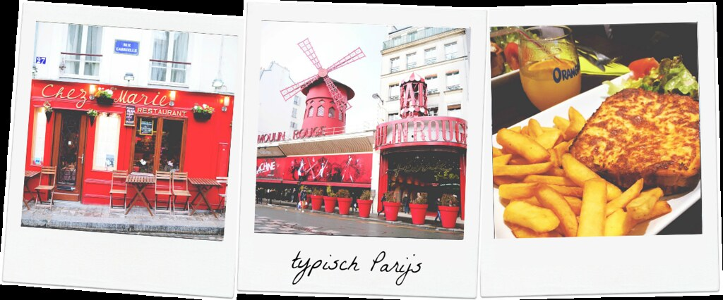 The Paris Diaries - typisch Parijs | via It's Travel O'Clock