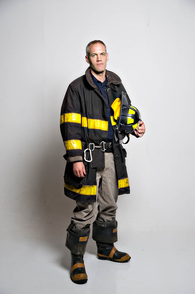 Me as Chicago Firefigh...