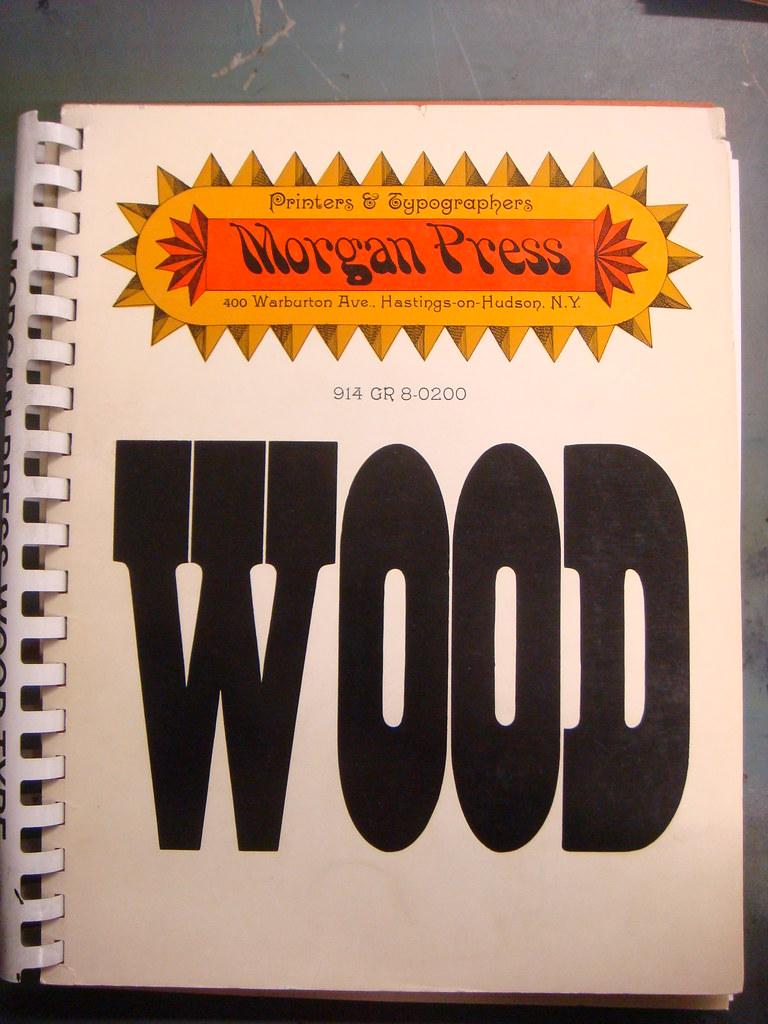Type Specimen Book Design