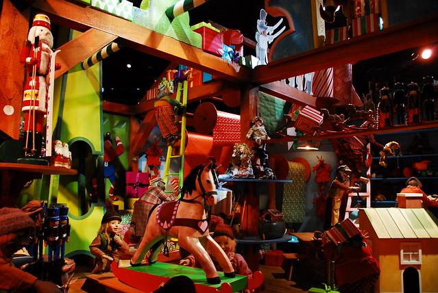 Toy Factory Santa S Workshop By Linksmanjd Flickr