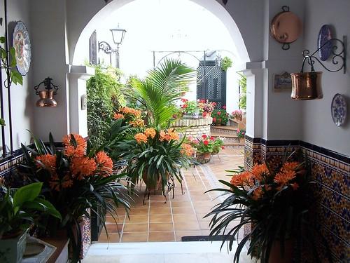T pico patio andaluz en sanl car de barrameda el patio - Cortijos andaluces encanto ...
