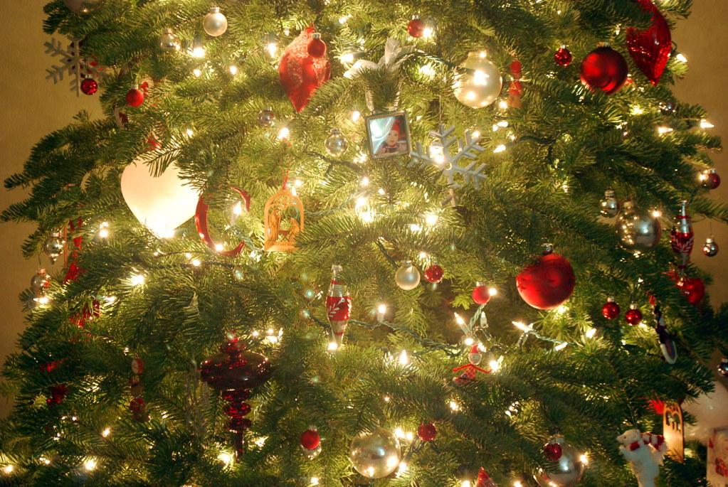 Christmas Tree Close Up Kathleen Amp Ryan Rush Flickr