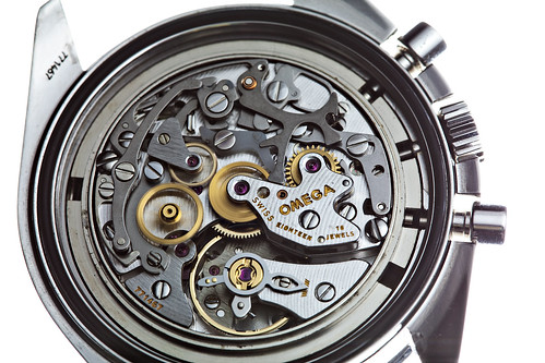 Omega Cal. 1861 Chronograph Movement | by Malenkov in Exile