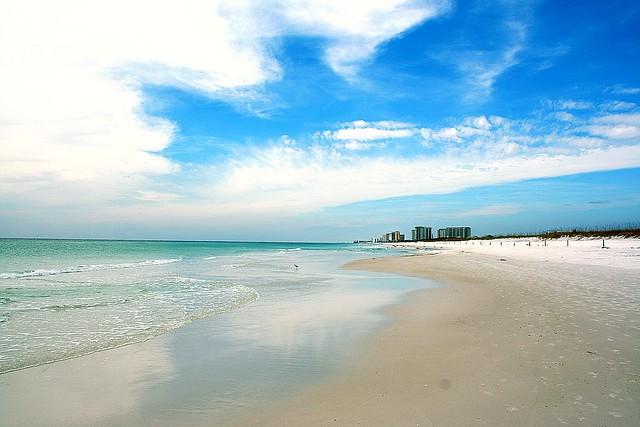 Gulf Coast Beaches Near Gainesville Fl
