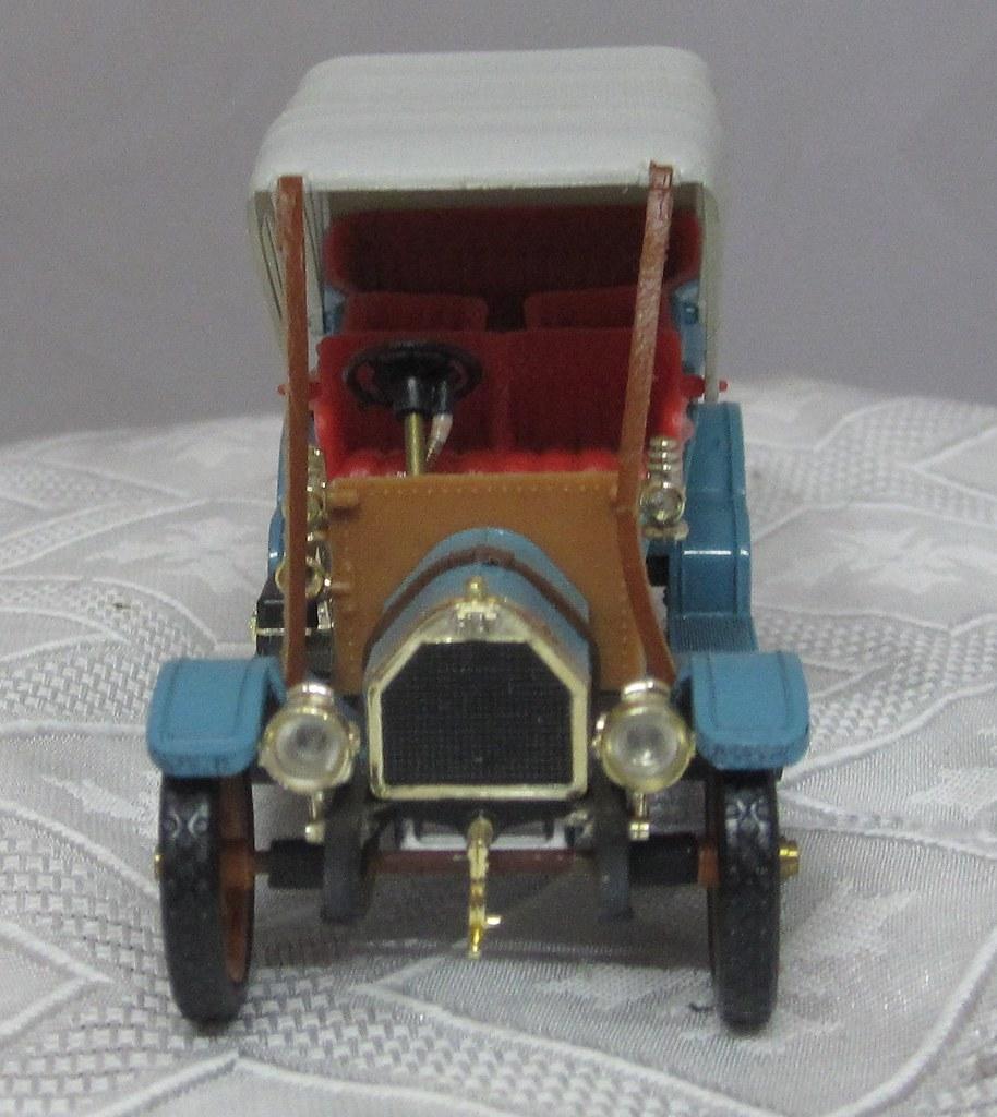 1905 fiat 60 cv front
