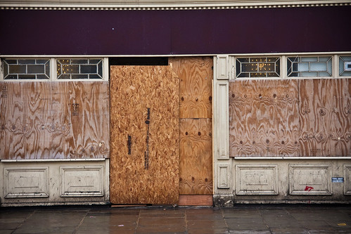 Boarded Up | by garryknight