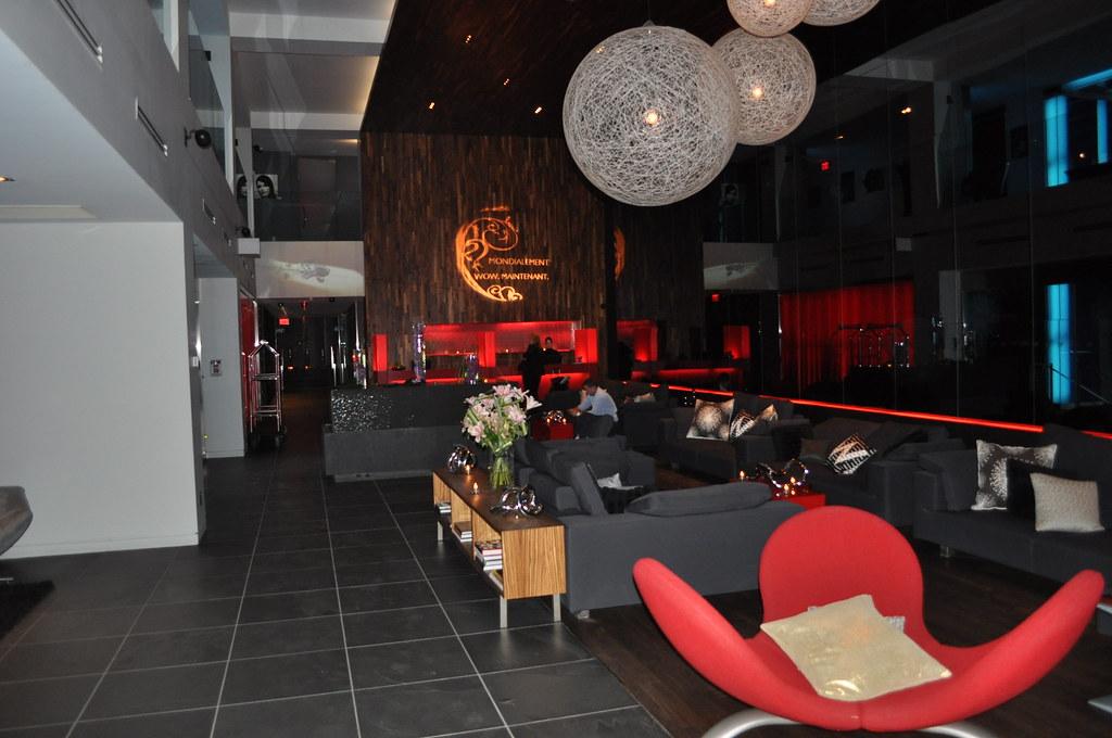 W Montreal Hotel Deals