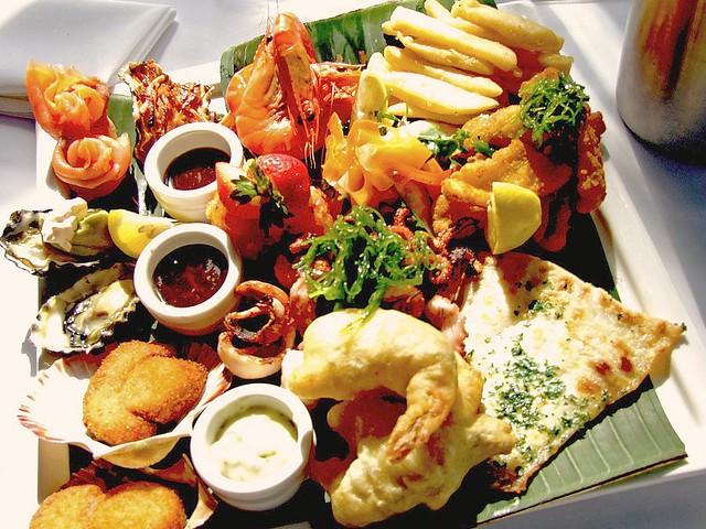 Edmonton Seafood Buffet Restaurants