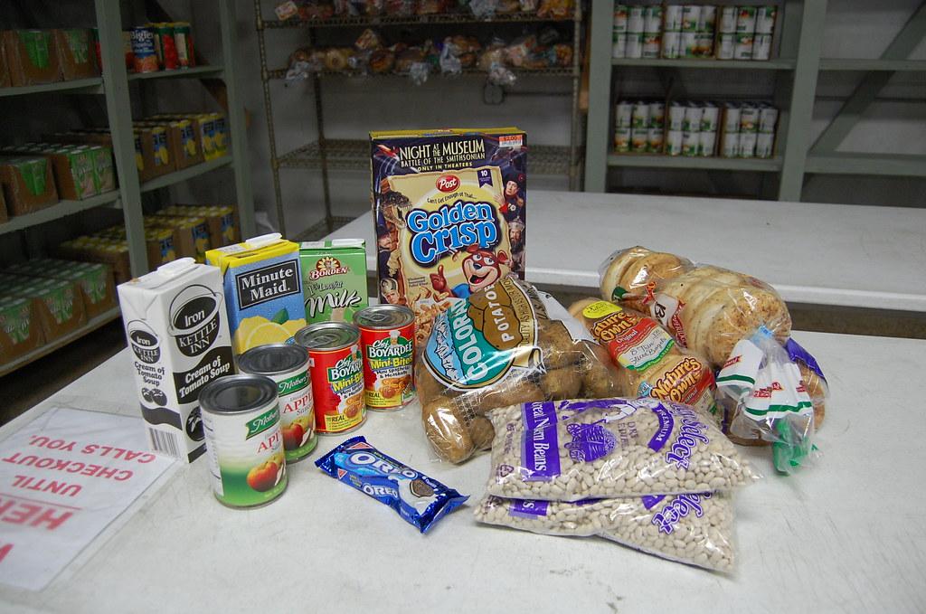 Food Pantry St George Utah