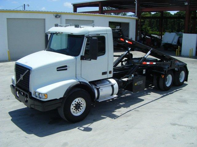 2003 Volvo VHD Roll Off Truck for Sale Stock #48373 | Flickr