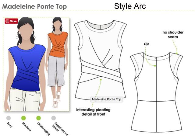 Style Arc Madeleine