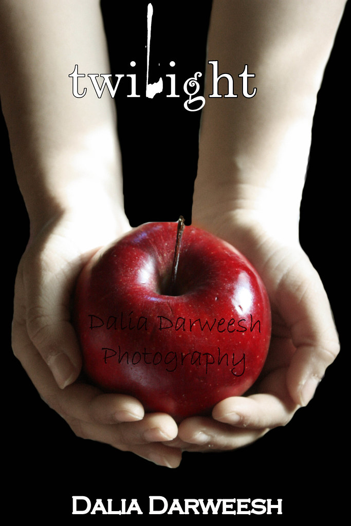 Book Cover Photography Exhibition : Twilight book cover my version i tried do the same