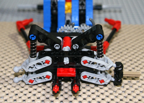2010 LEGO Technic 8048 Buggy - Assembly | by Mostly Bricks