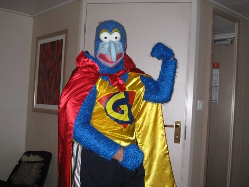 The Great Gonzo Adds Grand Marshall to his Resume - I Am a Mommy Nerd