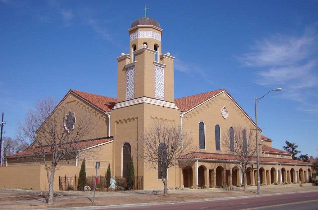 Lovely Catholic Church Lubbock #1: 4377370592_f49499f48d_b.jpg