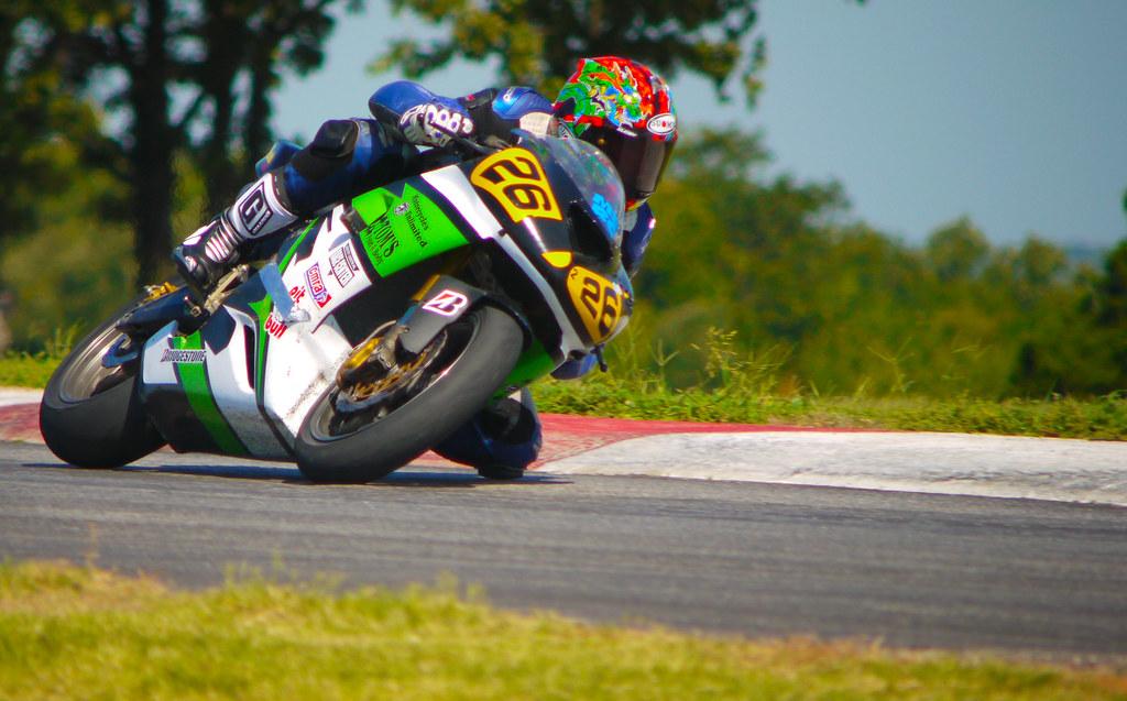 Hallett Motor Racing Circuit Endurance Kawasaki Zx 6r