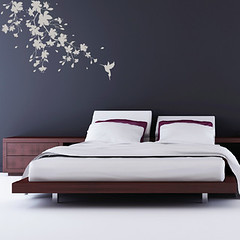 Sakura Blossom Wall Sticker - by Spin Collective | by Spin Collective