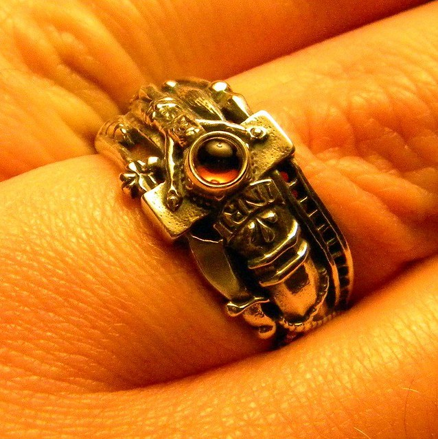 James Avery Martin Luther Wedding Band | The Martin Luther w… | Flickr