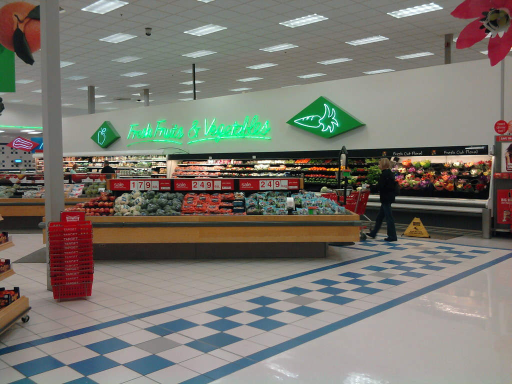 Super Target - Davenport, Iowa - Produce | This has the ... Super Target Bakery