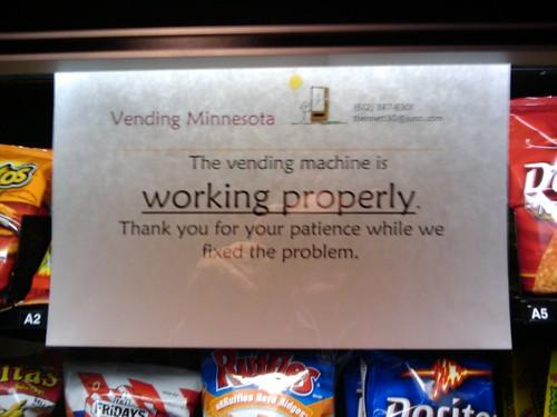 Vending Machine Branding No Longer Broken David
