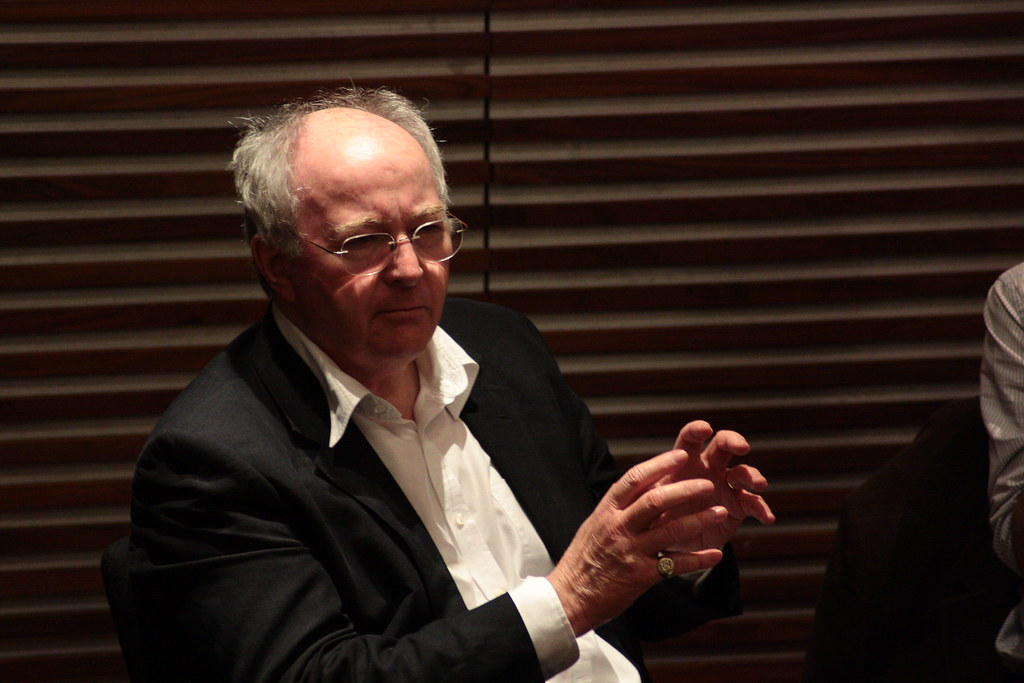 Philip Pullman event at the Free Word Centre