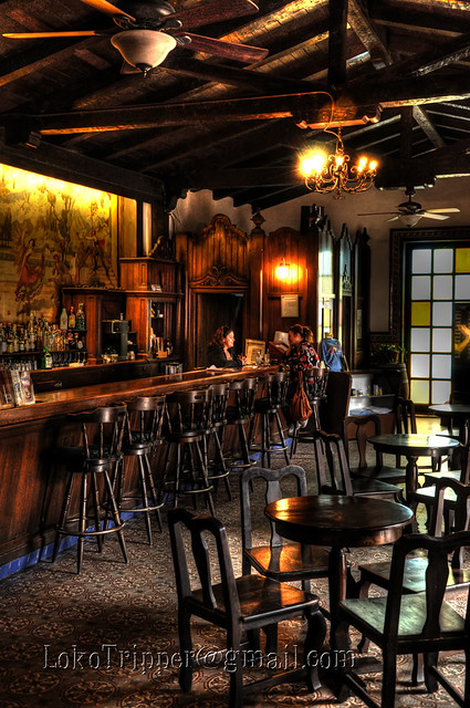 Interior de barra en el riviera ensenada esta cantina for Barras para cantina