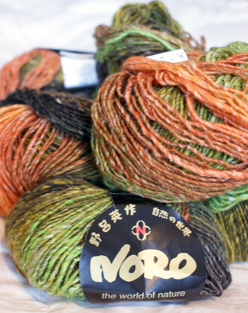 Future Sweater #4: Noro Silk Garden Lite | Nikol Lohr | Flickr