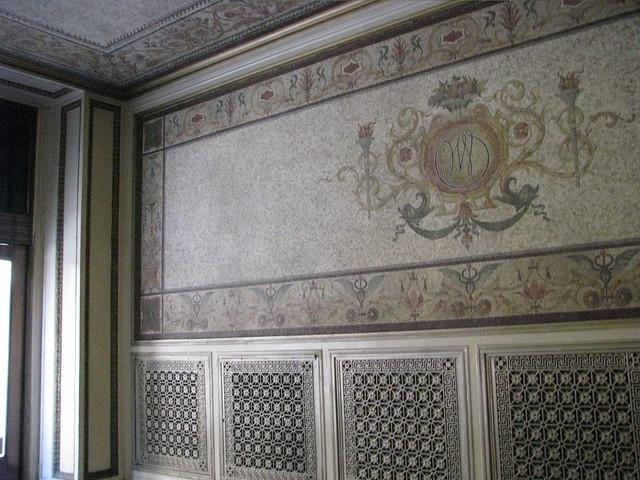 Foyer Tile Mosaic : Photo