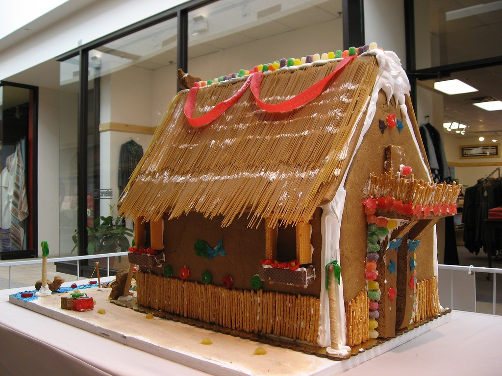 The Gingerbread White House >> Gingerbread House - Sugar Beach | beautifulcataya | Flickr
