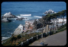 Seal Rocks and Cliff House. | by IMLS DCC