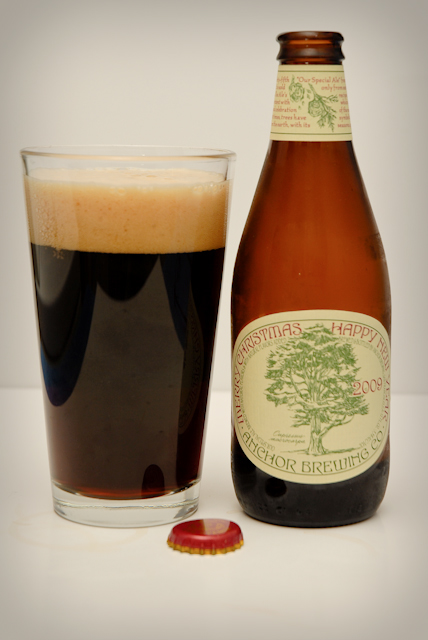 anchor brewing christmas ale 2009 by tf devlin - Anchor Brewing Christmas Ale