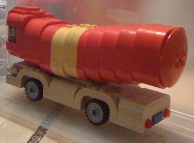 LEGO Wienermobile   Flickr