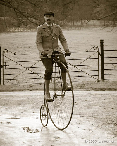 Victorian Penny Farthing Ihp Pennyfarthing 1110414 Flickr