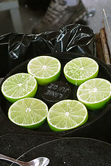 limes, ready & waiting | by David Lebovitz