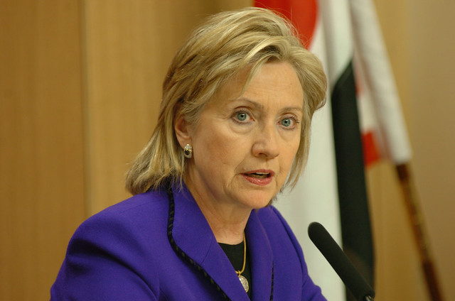 hillary clinton emails secretary of state